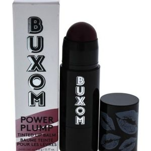 Buxom power plump tinted lip balm